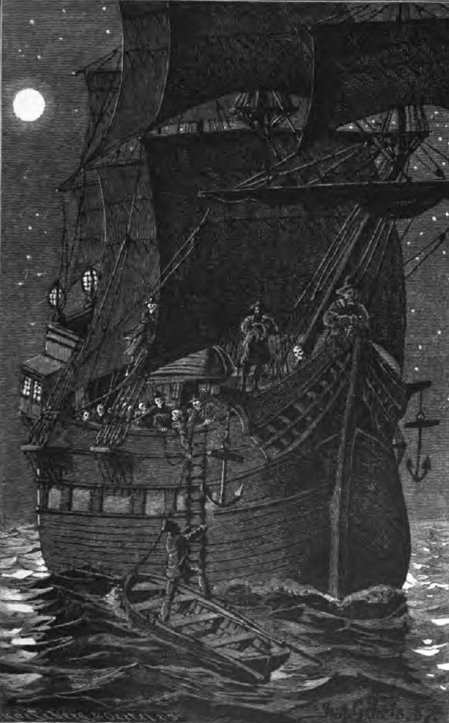 nom de bateau de pirates