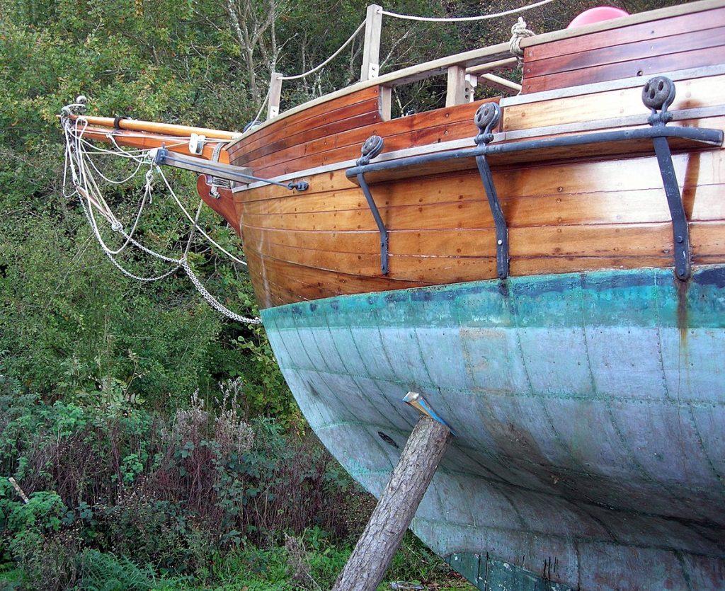 bateau de pirate dessin